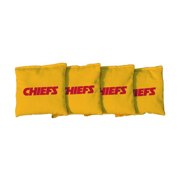 Victory Tailgate Kansas City Chiefs Cornhole Bean Bags product image