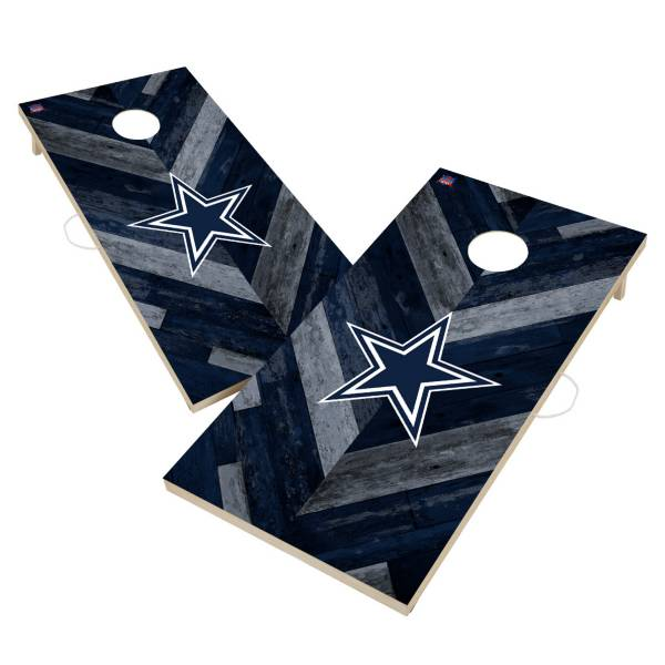 Victory Tailgate Dallas Cowboys 2' x 4' Solid Wood Cornhole Boards product image