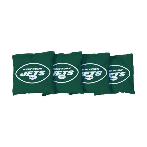 Victory New York Jets Cornhole Bean Bags product image