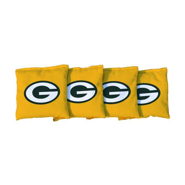 Victory Green Bay Packers Cornhole Bean Bags product image
