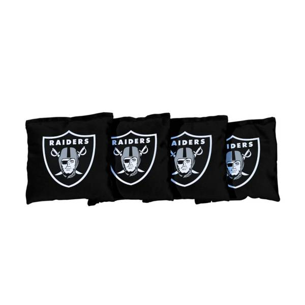 Victory Tailgate Las Vegas Raiders Cornhole Bean Bags product image