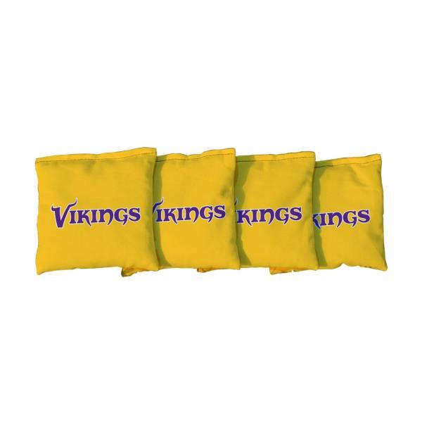 Victory Minnesota Vikings Cornhole Bean Bags product image