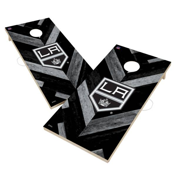 Victory Tailgate Los Angeles Kings 2' x 4' Solid Wood Cornhole Boards product image