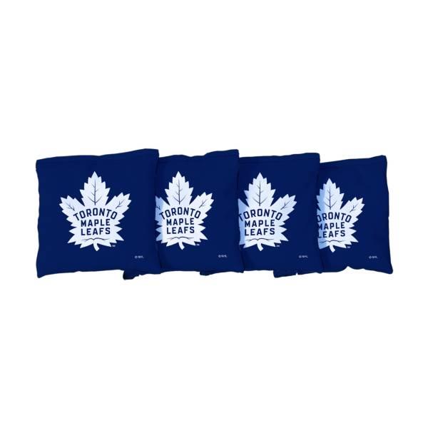 Victory Toronto Maple Leafs Cornhole Bean Bags product image