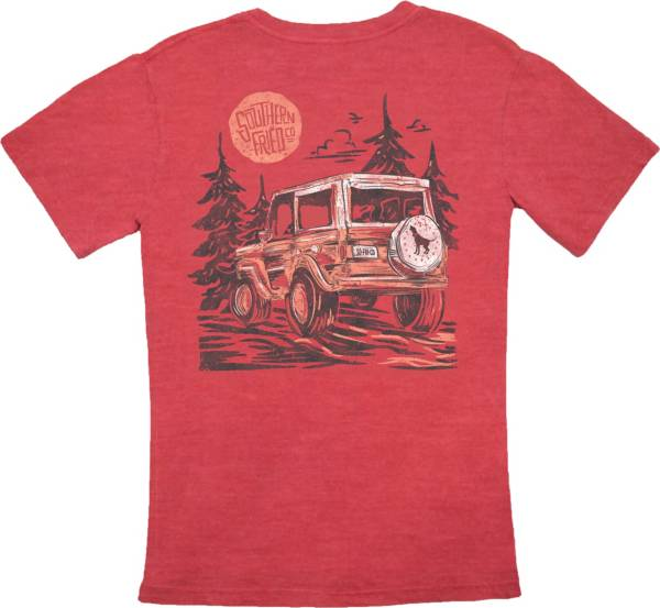 Southern Fried Cotton Men's Off the Trail T-Shirt product image