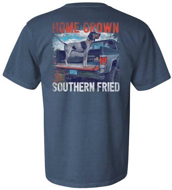 Southern Fried Cotton Men's Mav's Truck T-Shirt product image