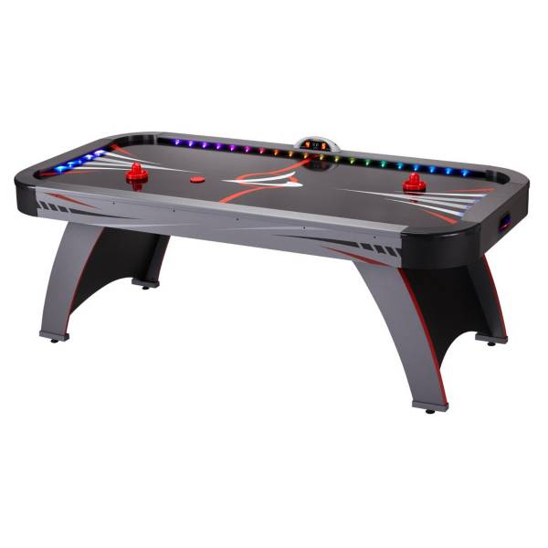 Fat Cat Volt LED Light-Up Air Hockey Table product image