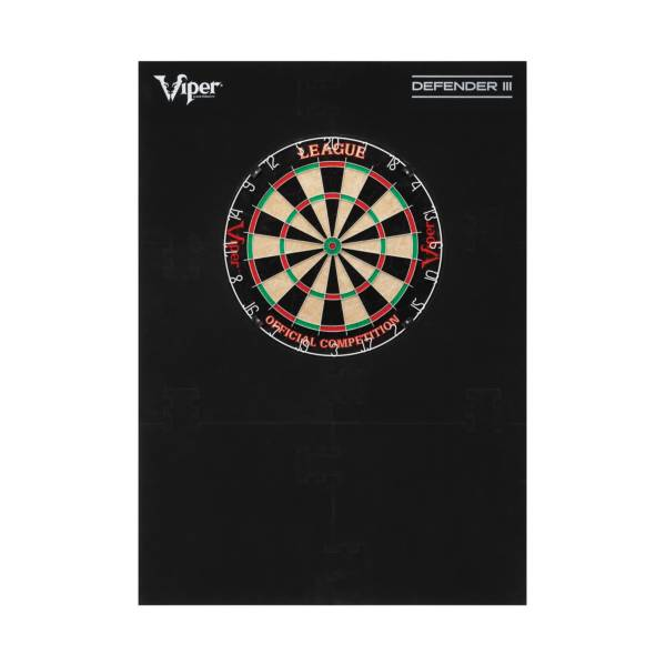 Viper League Sisal Dartboard Package product image