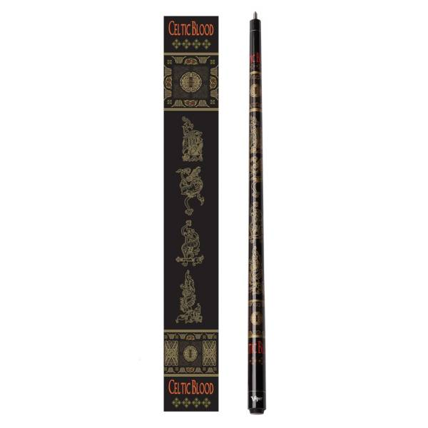 Viper Underground Celtic Blood Cue product image