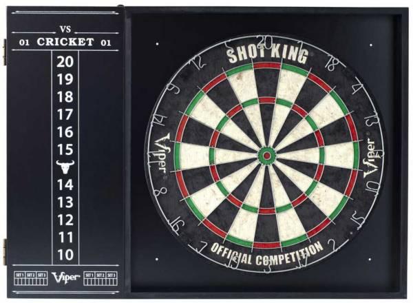 Viper Steadfast Dart Backboard with Shot King Sisal Dartboard product image