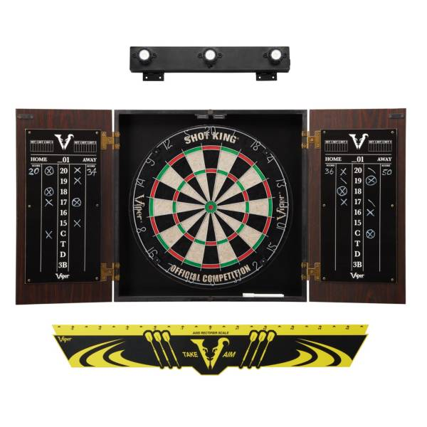 Viper Stadium Dartboard Cabinet Package product image