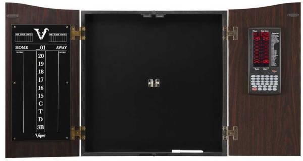 Viper Vault Deluxe Dartboard Cabinet product image