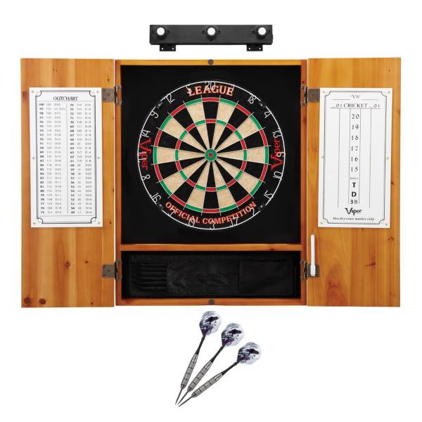 Viper League Sisal Dartboard Bundle product image