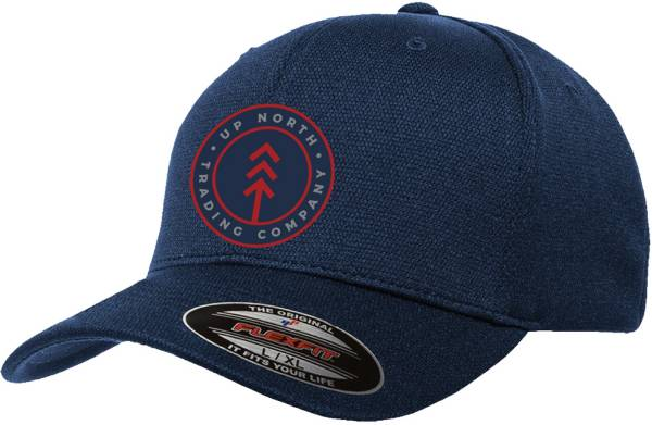Up North Trading Company Men's Round Lake Patch Flexfit Hat product image