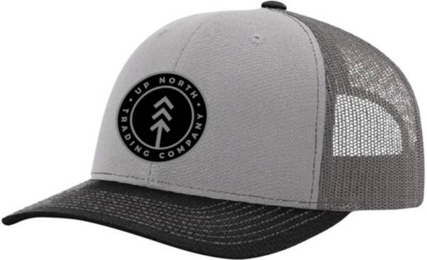 Up North Trading Company Men's Circle Snapback Trucker Hat product image