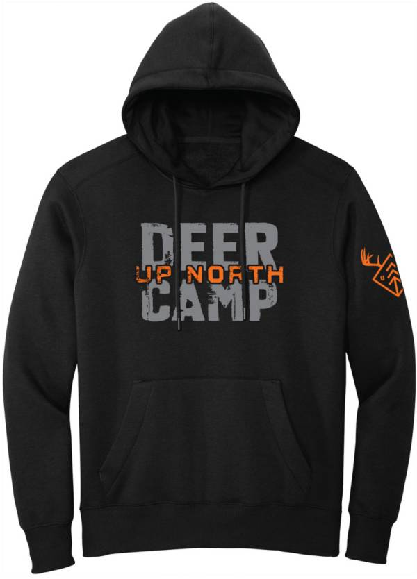 Up North Trading Company Men's Deer Camp Hoodie product image
