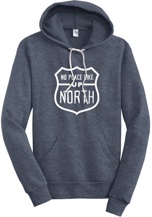 Up North Trading Company Men's No Place Like Up North Hoodie product image