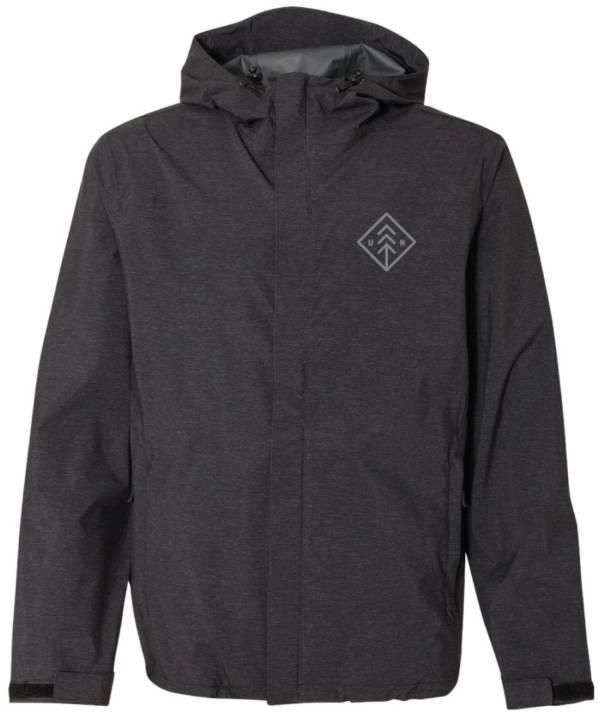 Up North Trading Company Men's Black Diamond Rain Jacket product image
