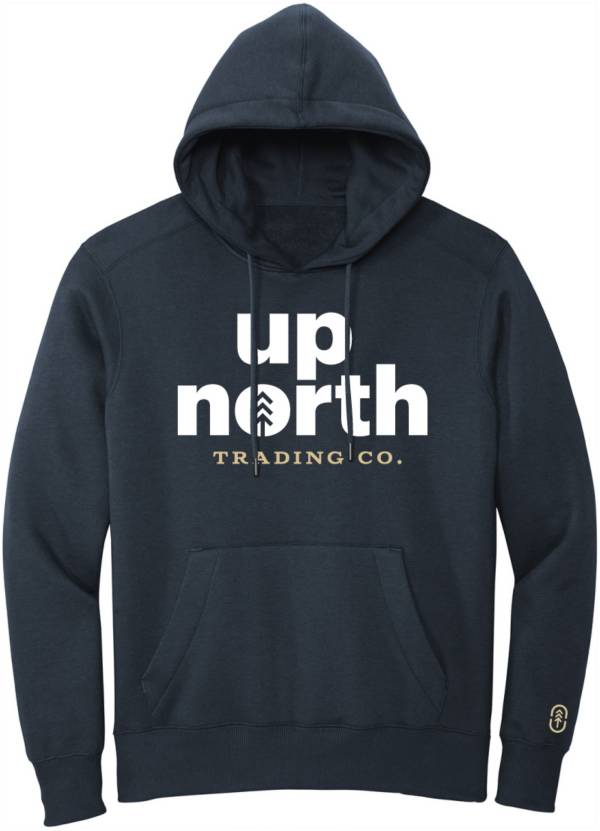 Up North Trading Company Men's Text Hoodie product image