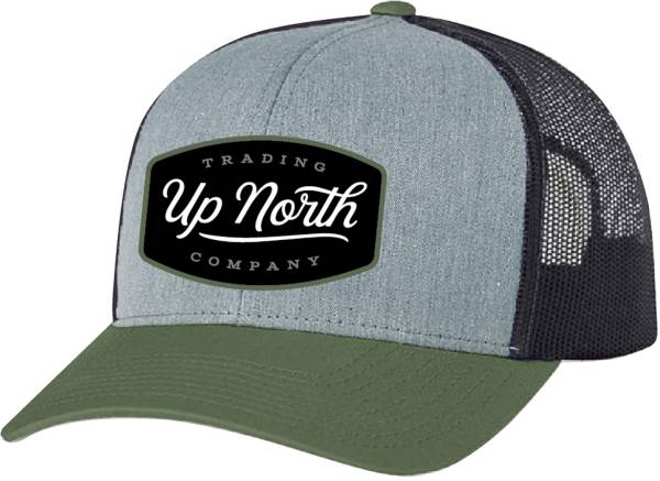 Up North Trading Company Script Patch Snapback Trucker Hat product image