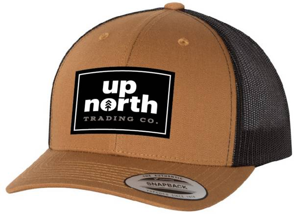 Up North Trading Company Men's Patch Snapback Trucker Hat product image