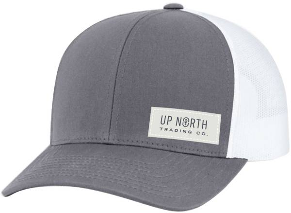 Up North Trading Company Men's Nametag Snapback Trucker Hat product image