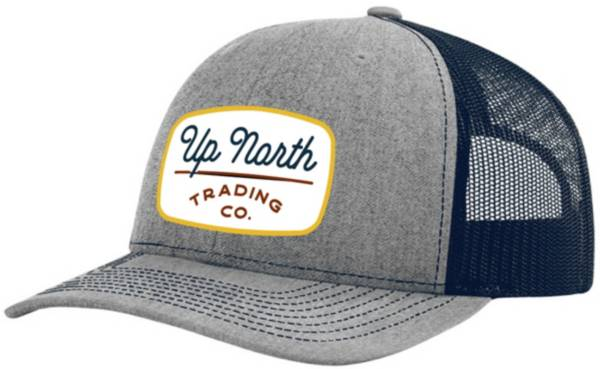 Up North Trading Company Men's Script Patch Snapback Trucker Hat product image