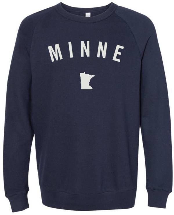 Up North Trading Company Women's Minne Felt Crew Sweatshirt product image