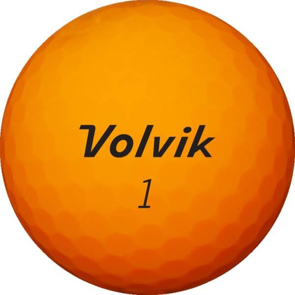Volvik 2020 ViMax Matte Sherbet Orange Golf Balls product image