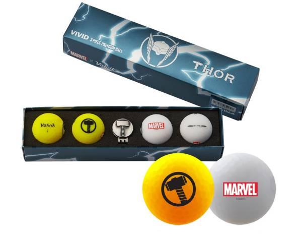 Marvel Avenger Thor 4-Ball Gift Set + Hat Clip Set product image