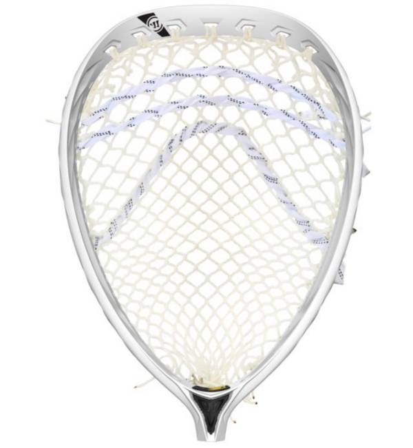 Warrior Men's Nemesis 3 Strung Goalie Lacrosse Head product image