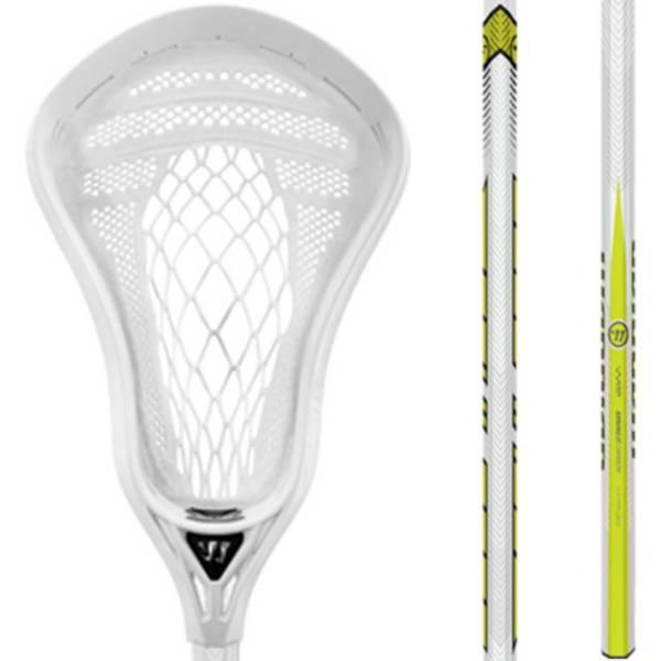 Warrior Men's Reg Max Warp Pro Defense Lacrosse Stick product image