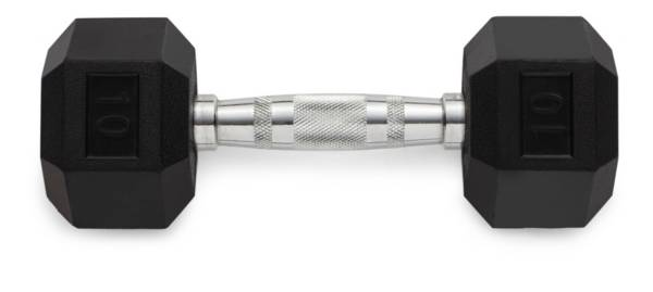 Weider Rubber Hex Dumbbell product image