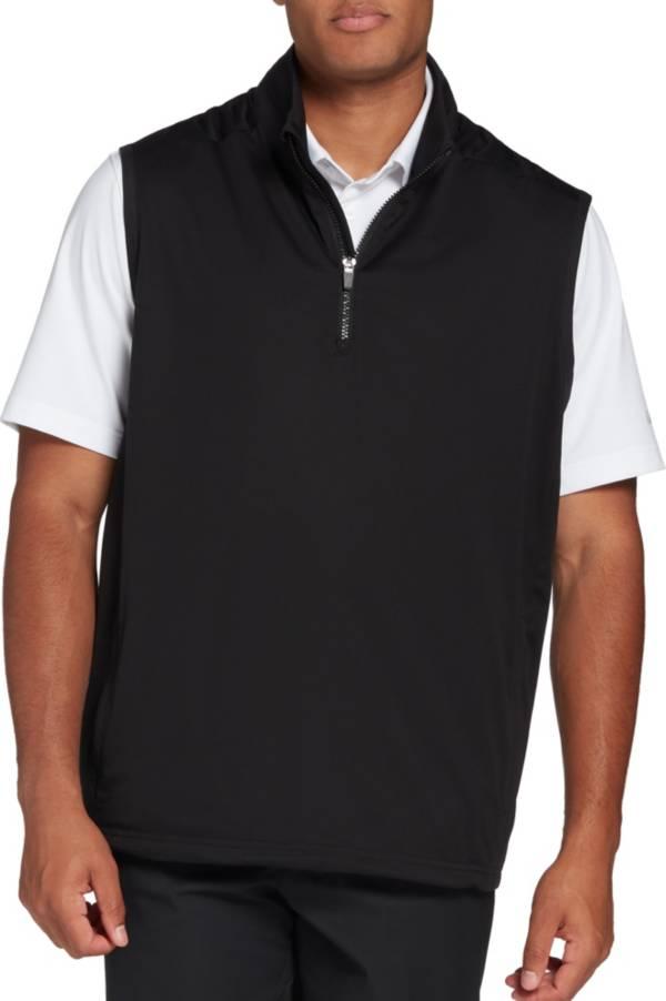 Walter Hagen Men's Mixed Media Golf Vest product image
