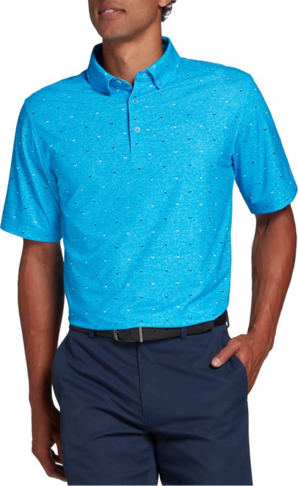 Walter Hagen Perfect 11 Diamond Printed Pique Polo product image
