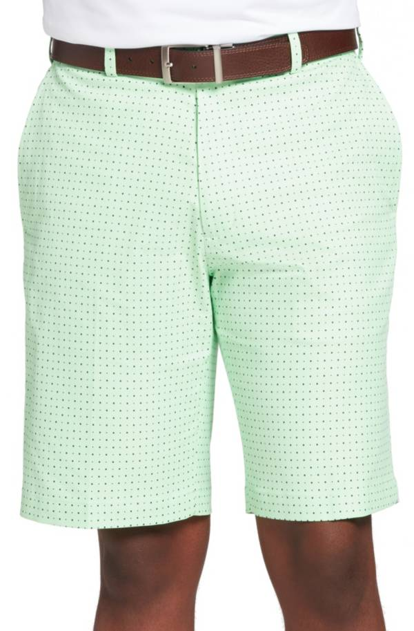 "Walter Hagen Men's P11 Dot Print 10"" Golf Shorts product image"