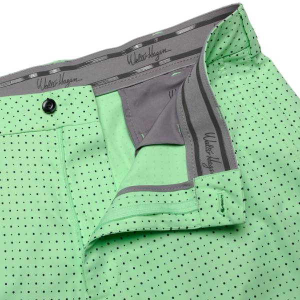 Walter Hagen Men's P11 Dot Print Golf Shorts product image