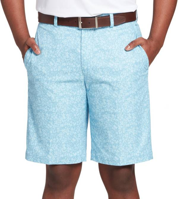 """Walter Hagen Men's Perfect 11 Ditsy Floral Printed 10"""" Golf Shorts product image"""