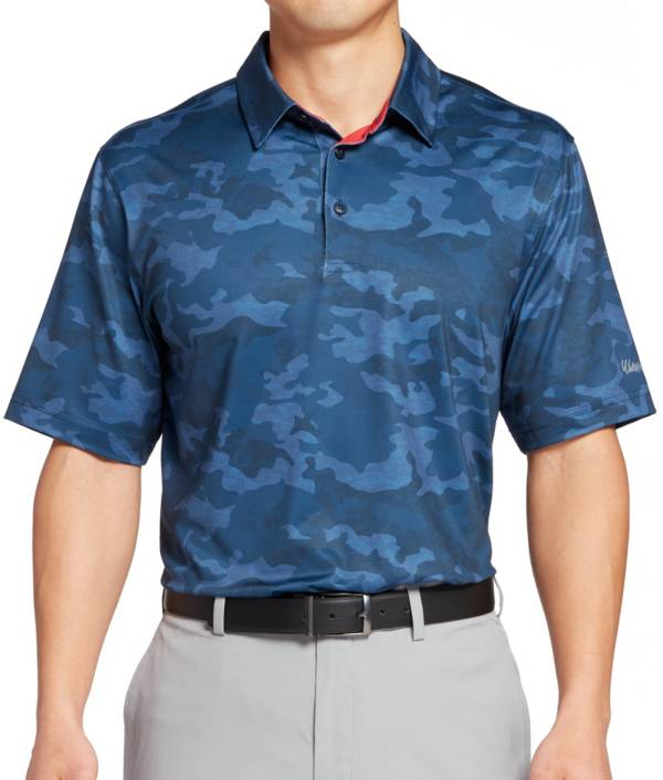 Walter Hagen Men's Perfect 11 Americana Camo Golf Polo product image