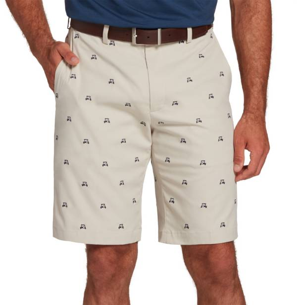 Walter Hagen Men's Perfect 11 Golf Cart Embroidery Golf Shorts product image