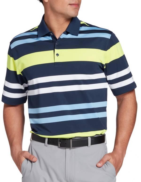 Walter Hagen Men's Perfect 11 Multi Bold Stripe Golf Polo product image