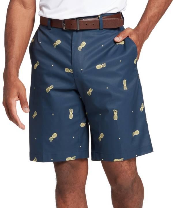 "Walter Hagen Men's Perfect 11 Pineapple Dot 10"" Golf Shorts product image"
