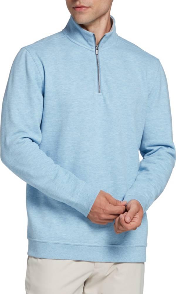 Walter Hagen Men's P11 Pique Midweight ¼ Zip Pullover product image
