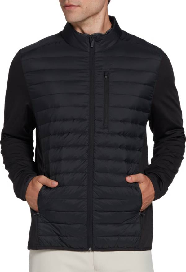 Walter Hagen Men's P11 Quilted Down Hybrid Golf Jacket product image