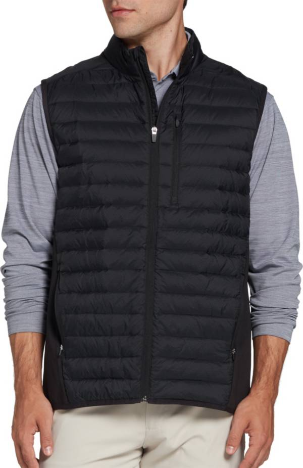 Walter Hagen Men's P11 Quilted Down Golf Vest product image