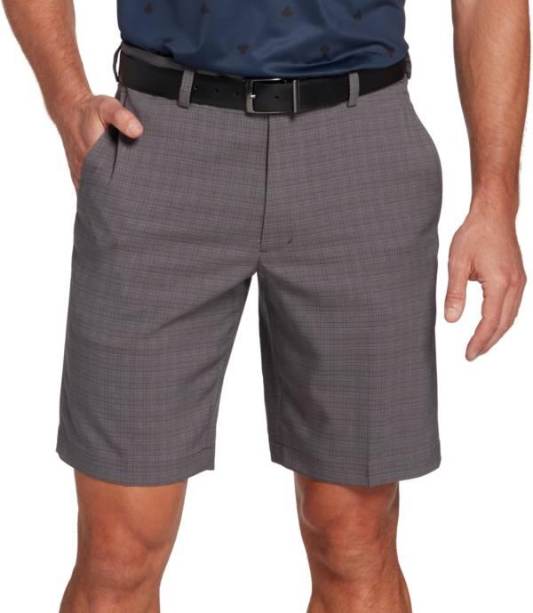"Walter Hagen Men's Perfect 11 Tonal Plaid 10"" Golf Shorts product image"