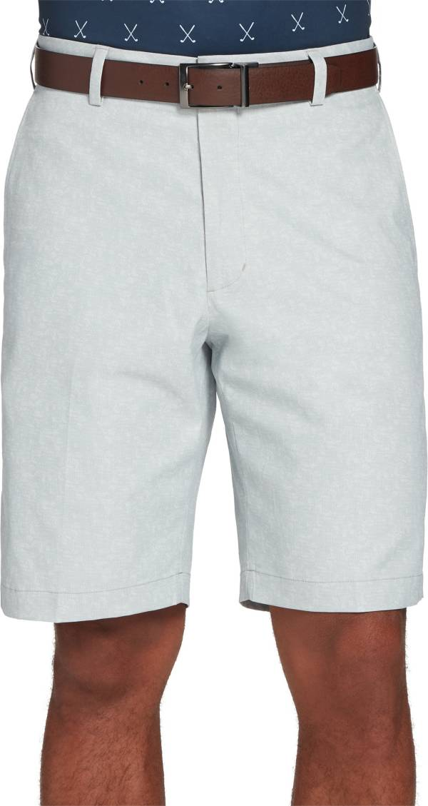 Walter Hagen Men's Perfect 11 Textured Printed Golf Shorts product image