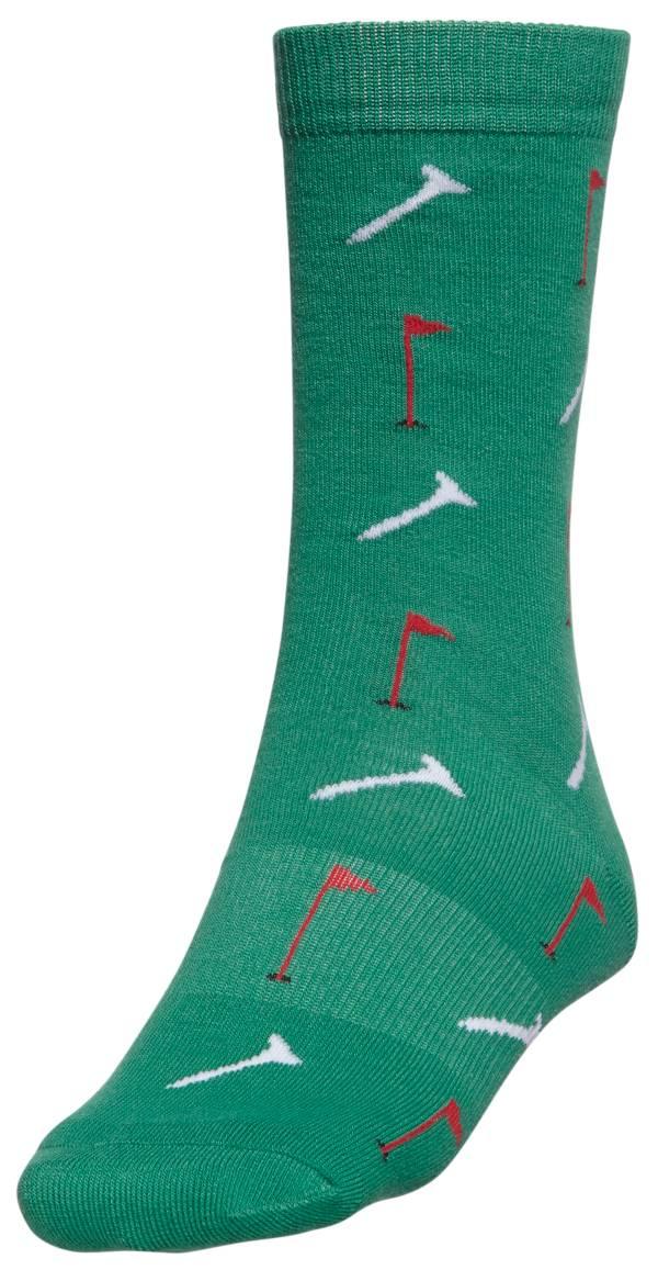 Walter Hagen Men's Merry Golfmas Crew Golf Socks product image