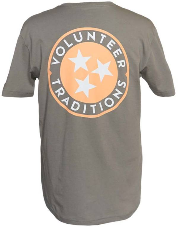 Volunteer Traditions Men's Tristar Pocket Short Sleeve T-Shirt product image