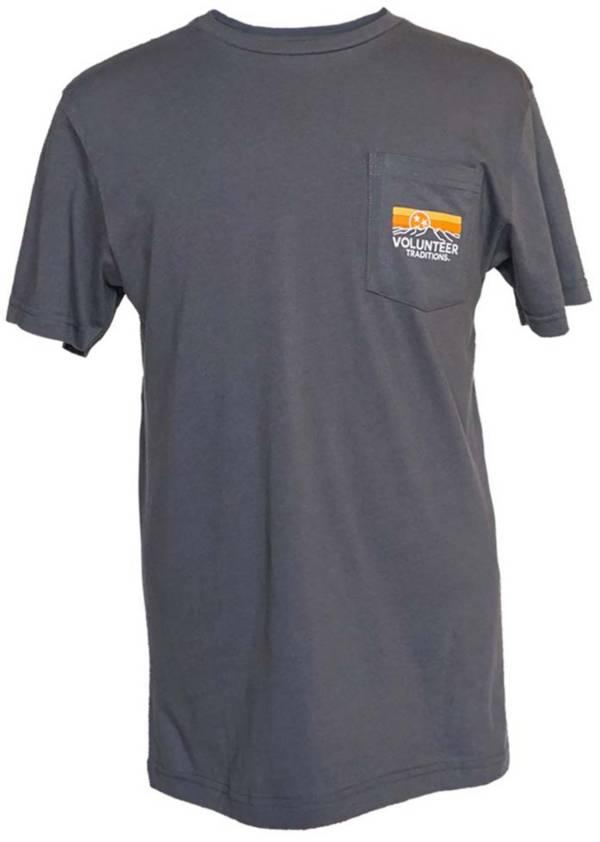 Volunteer Traditions Men's VT Horizon Pocket Short Sleeve T-Shirt product image